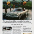 Is it any wonder the wheels started to come off Oldsmobile in the 1980s? While all of GM's brands were guilty of expanding their reaches and cannibalizing each other – […]
