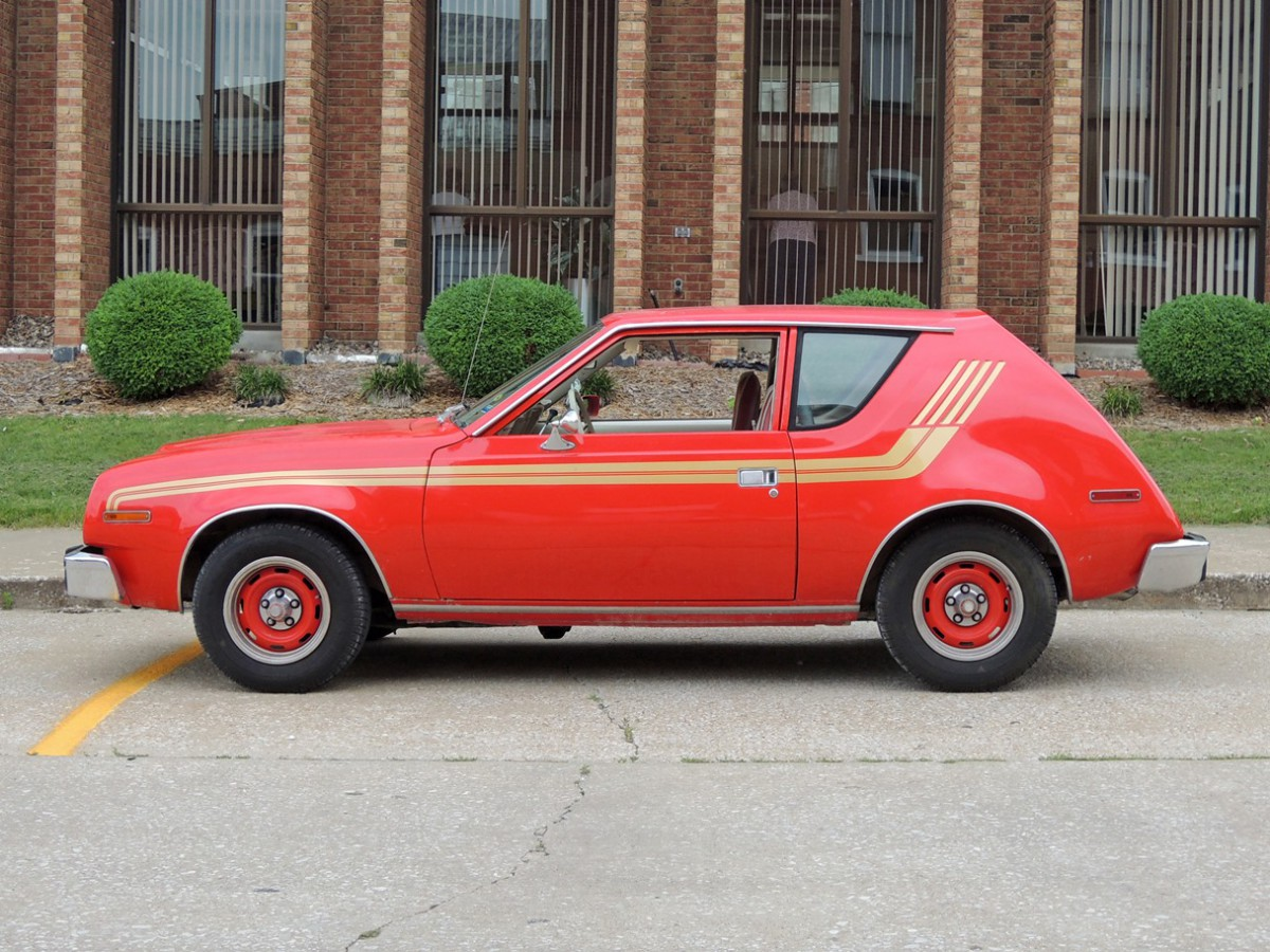 curbside classic 1977 amc gremlin purposely contentious. Black Bedroom Furniture Sets. Home Design Ideas