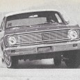 Next up in the March 1966 issue of Road Test, the newly updated Falcon was taken for a spin.