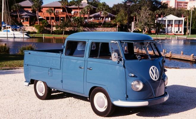 VW T2 Binz double cab