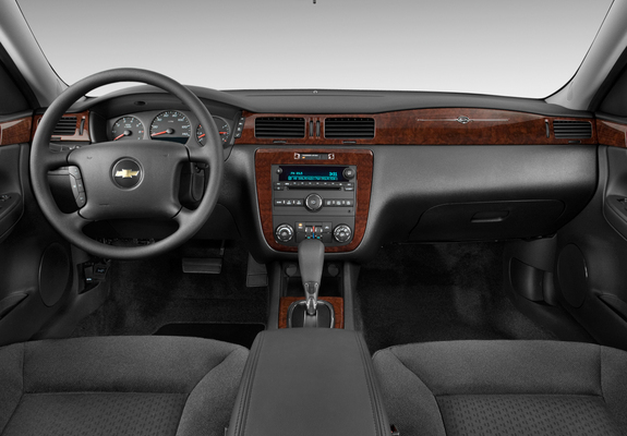 2006 chevrolet impala media 2