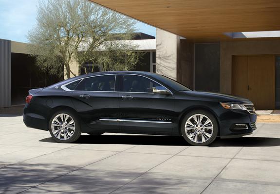 2013 chevrolet impala 2