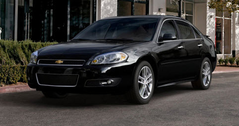 2013 Chevrolet Impala [Future Curbside Classic: 2006 Chevrolet Impala U2013 The  Last U201cGood Used Caru201d From General Motors]