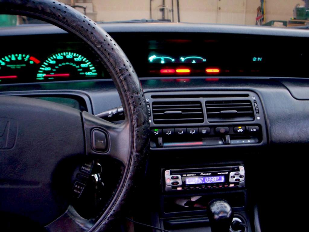 COAL: 1993 Honda Prelude – My First Car