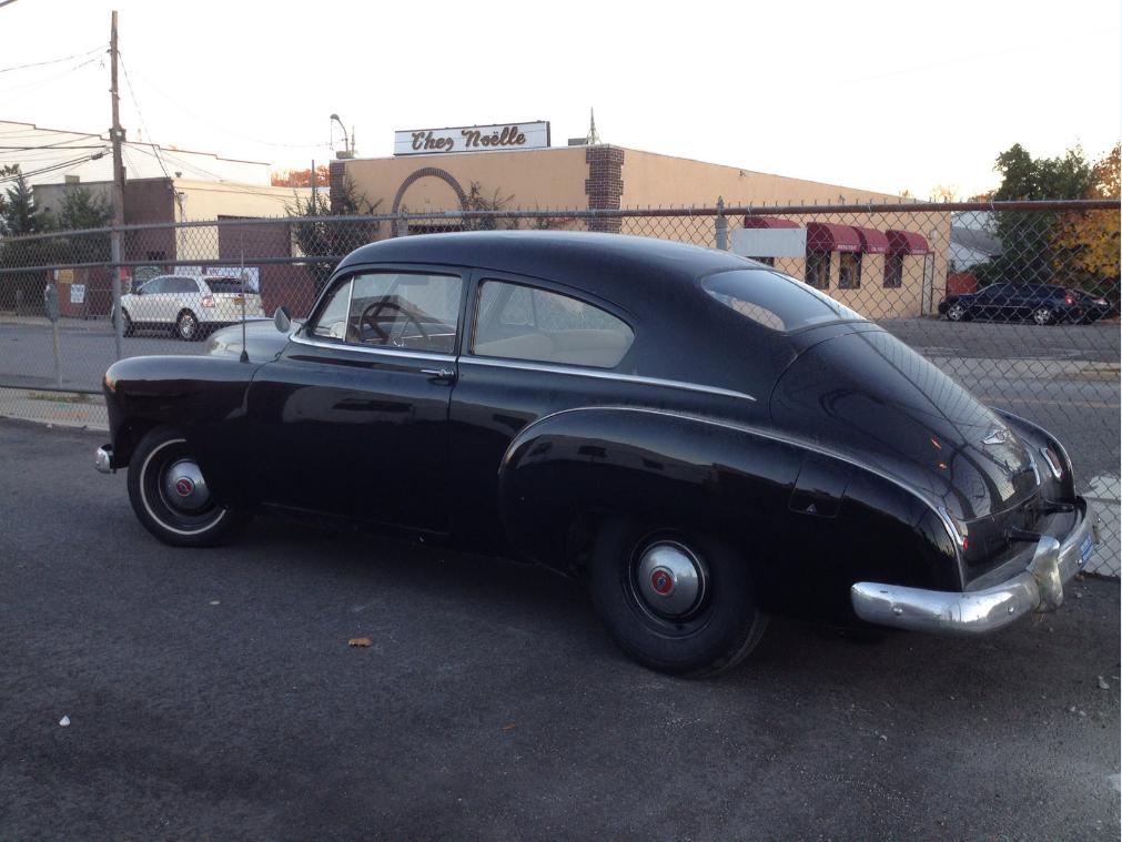 Curbside classic 1952 chevrolet styleline deluxe 4 door for 1949 chevy 4 door deluxe