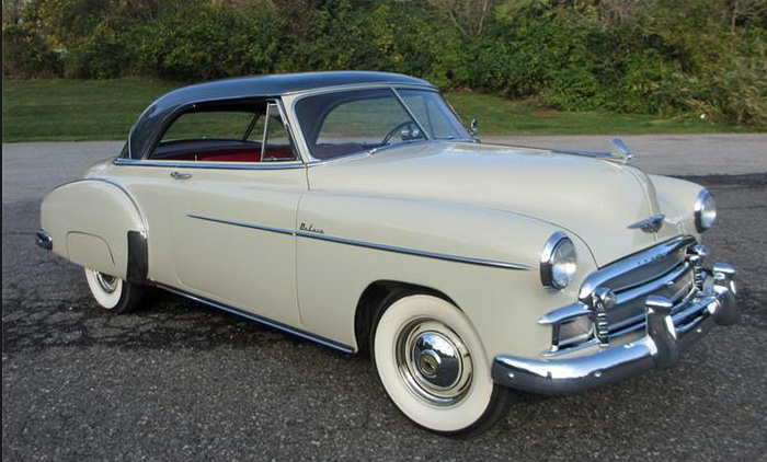 1952 Chevrolet Car Parts.html | Autos Weblog