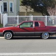Most cars are representative of their times. This Cadillac Fleetwood isan example of one that is not. It was built to be nostalgic – to harken back to a time […]