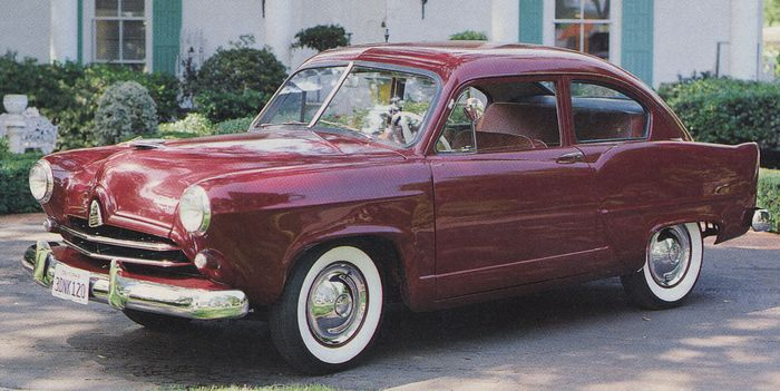 Sears Car: QOTD: 2000 Toyota WiLL Vi And 1952 Sears Allstate: What Do