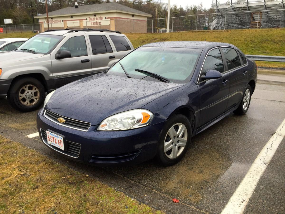 chevrolet impala 2006 3