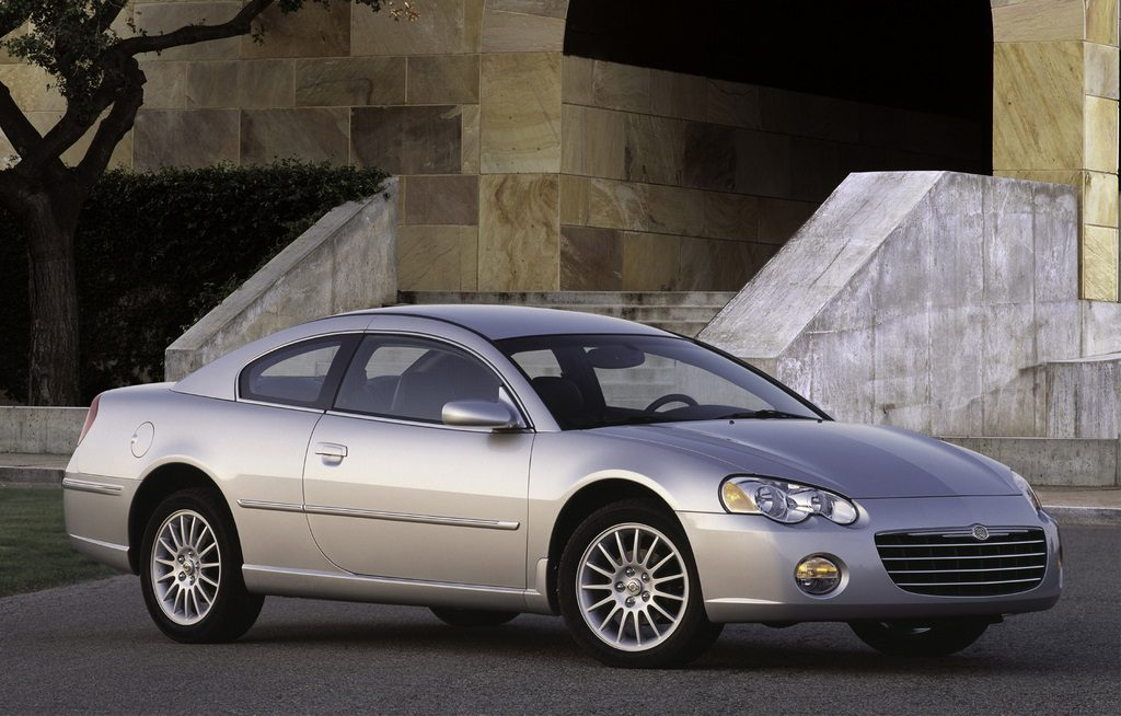 2003 Sebring coupe 2