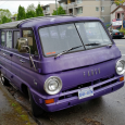 After our fake Fargo pickup the other day and the Dodge B-series vans yesterday, how about we combine them for this splendid find by nifticus, a genuine Fargo A108 van, […]