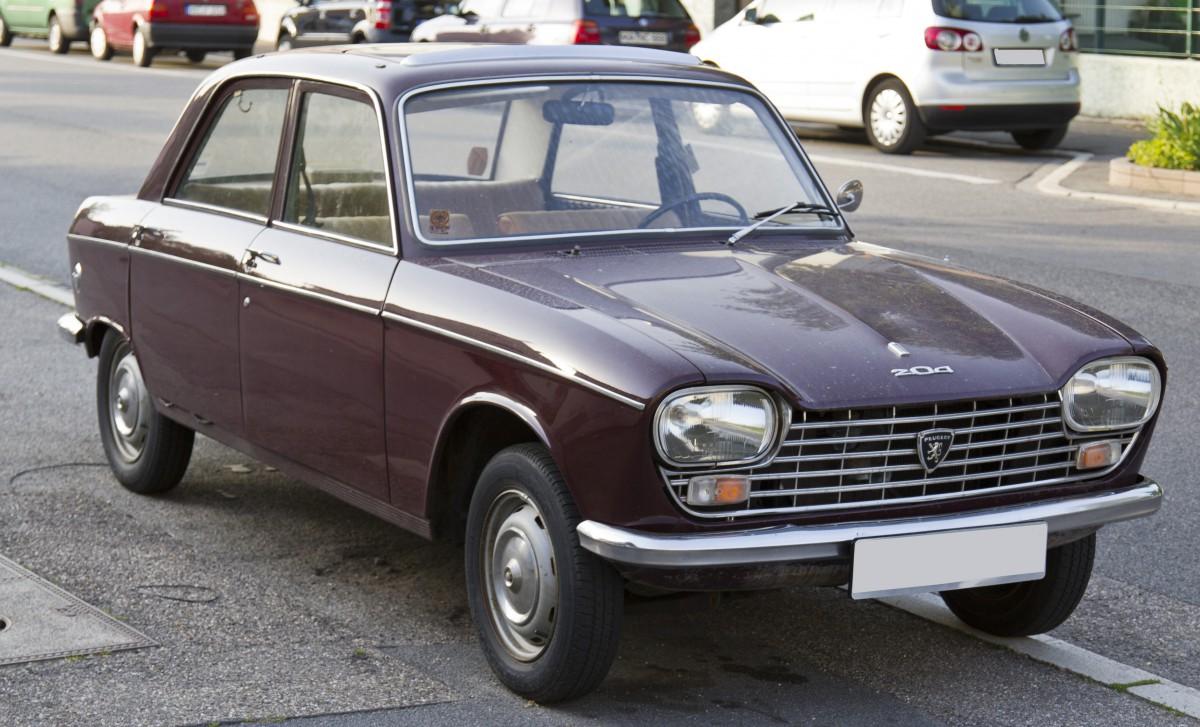 Cohort Capsule: Peugeot 204 Coupe