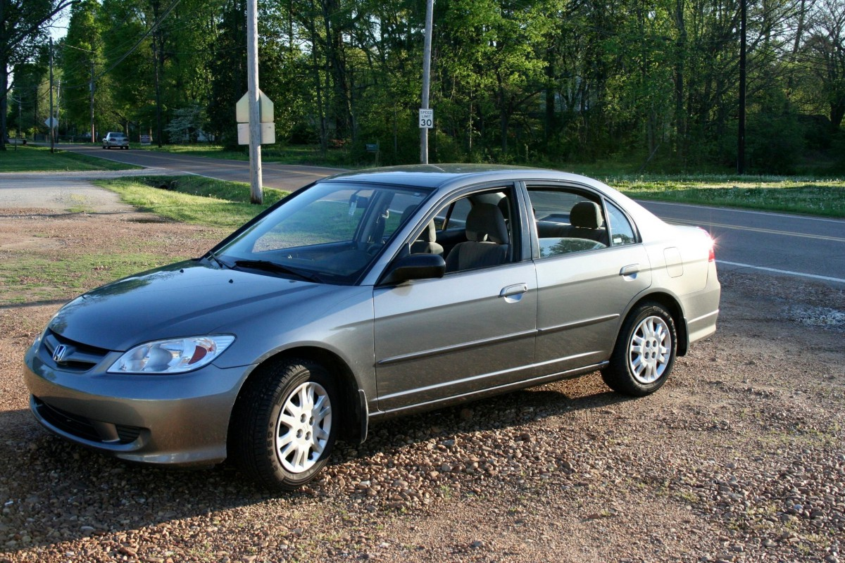COAL: 2004 Honda Civic – A Sensible Car For Many Stages Of ...