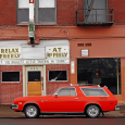 """How could I resist these shots by Curtis Perry of a Vega """"Nomad"""" wagon in front of McFeely's Bar in Walla Walla, WA? It's been a fixture there, in the […]"""