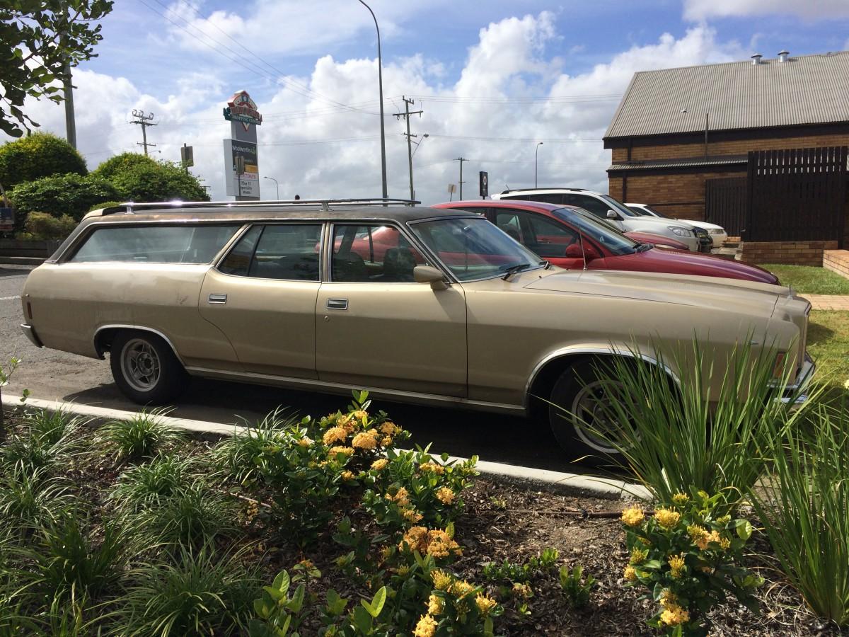 ford falcon ltd australia wagon 1
