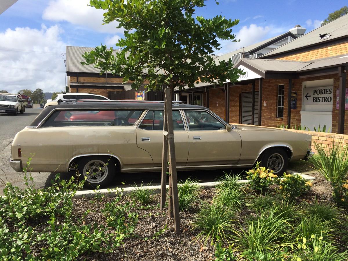 ford falcon ltd australia wagon 5