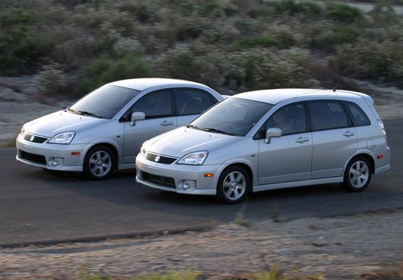 Suzuki Aerio Still Made