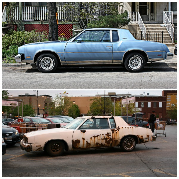 Curbside fiction two 1980 oldsmobile cutlass supremes a for 74 cutlass salon