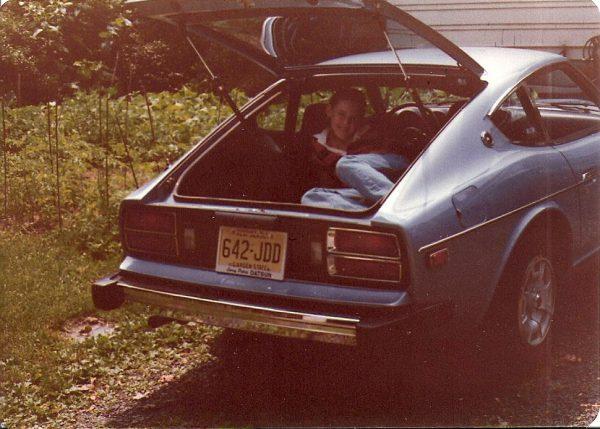 Coal 1978 Datsun 280z Baby Blue Rocket Old School Driving