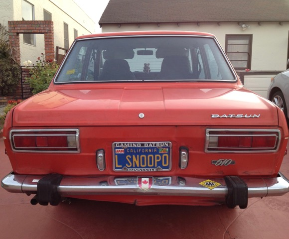 Cc for sale qotd what s a clean but not running 1973 datsun 510