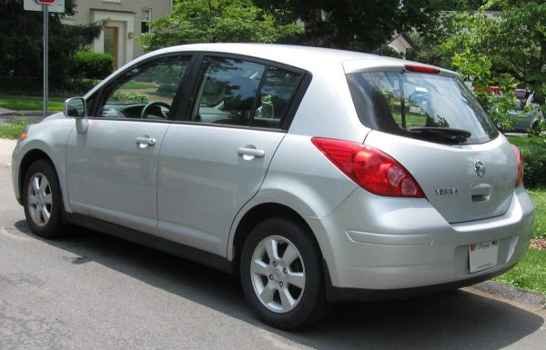 Coal 2007 Nissan Versa I Don T Believe In Curses But