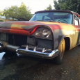 CC reader Teddy has been a prolific Cohort poster, not surprising since he lives in Curbsidelandia Grande. This mean looking customized '57 Dodge is in his latest batch, and I […]