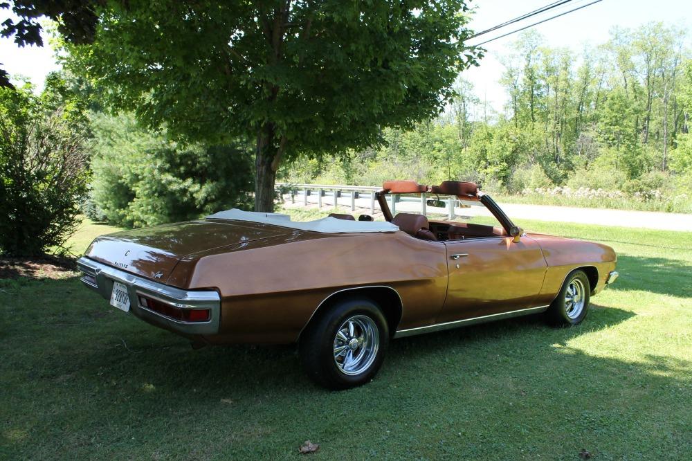 Pontiac Lemans Parts Car