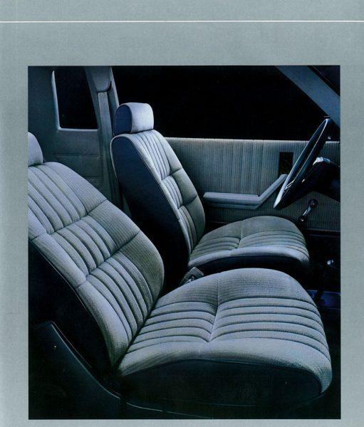 1985 Dodge Aries