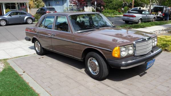 Coal 1977 mercedes benz 240d oh lord won t you buy me for Lord won t you buy me a mercedes benz