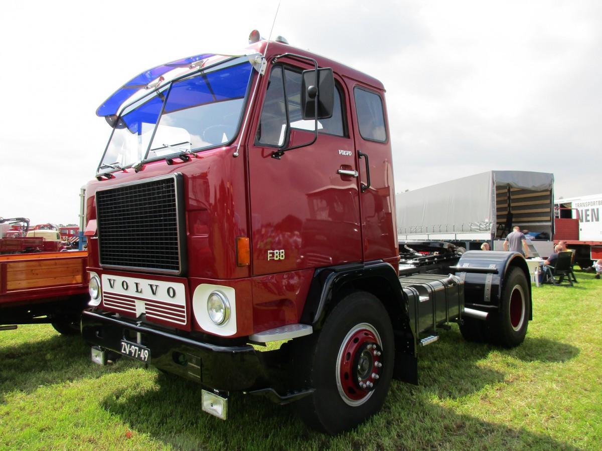 truck show classics  2016 oldtimer truck show stroe  u2013 european trucks  part 2
