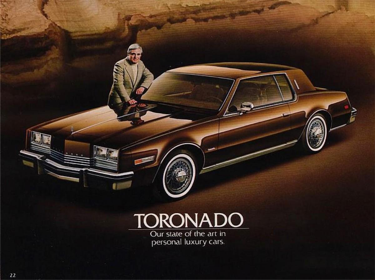 1980 Toronado
