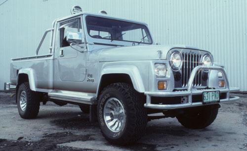 cc capsule monday morning rarities the surprising jeep cj 10 pickup. Black Bedroom Furniture Sets. Home Design Ideas