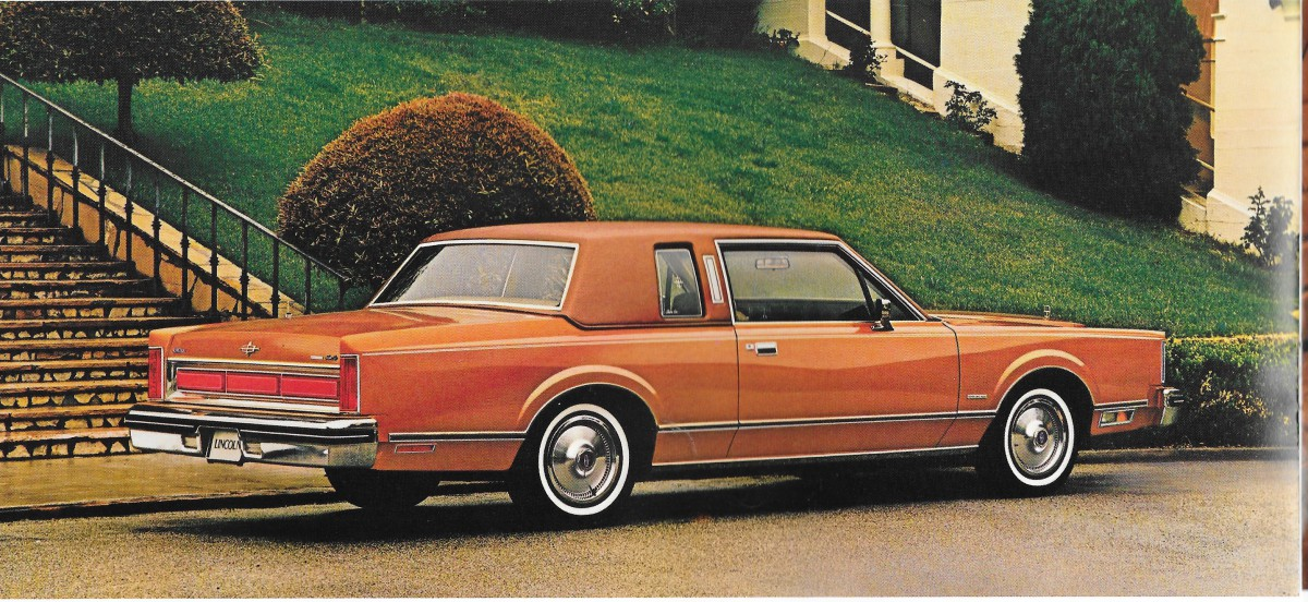 vintage review 1980 lincoln continental and mark vi the. Black Bedroom Furniture Sets. Home Design Ideas