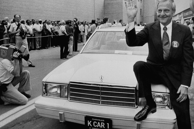 the historical background of lee iacocca