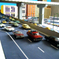 In December 2015, I showed you a number of the the amazing miniature street scenes by Ken Rouet.  He sent me some more the other day, so lets get back […]