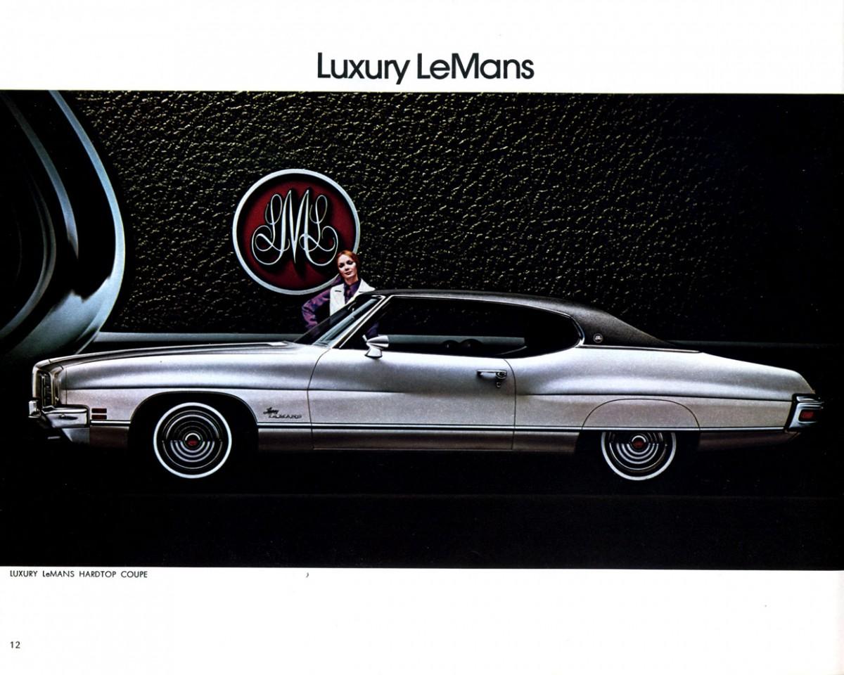 Vintage Review Amp Commentary 1972 Pontiac Luxury Lemans