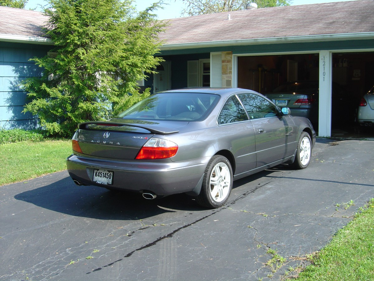 Coal 2003 Acura 3 2 Cl Type S My First Collector Car Curbside Classic