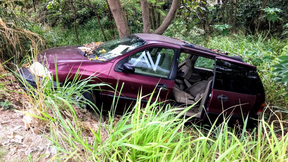 Cc Road Trip Abandoned Cars Of Hawaii Curbside Classic
