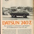The Datsun 240Z (Fairlady) was the second generation of a Datsun (Nissan) sports car. The first was the Nissan 1500/1600/2000 Roadster, produced from 1961 until 1970 when the Roadster was […]