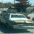 I spotted this mid-70's B Body in traffic in my town last week, and was able to squeeze off a few shots through my windshield. What do do you think? A […]